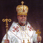 Bishop Paul Chomnycky, O.B.S.M., Eparch of the Stamford (CT) Eparchy